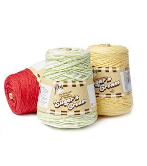 Lily Sugar'n Cream Cone Yarn