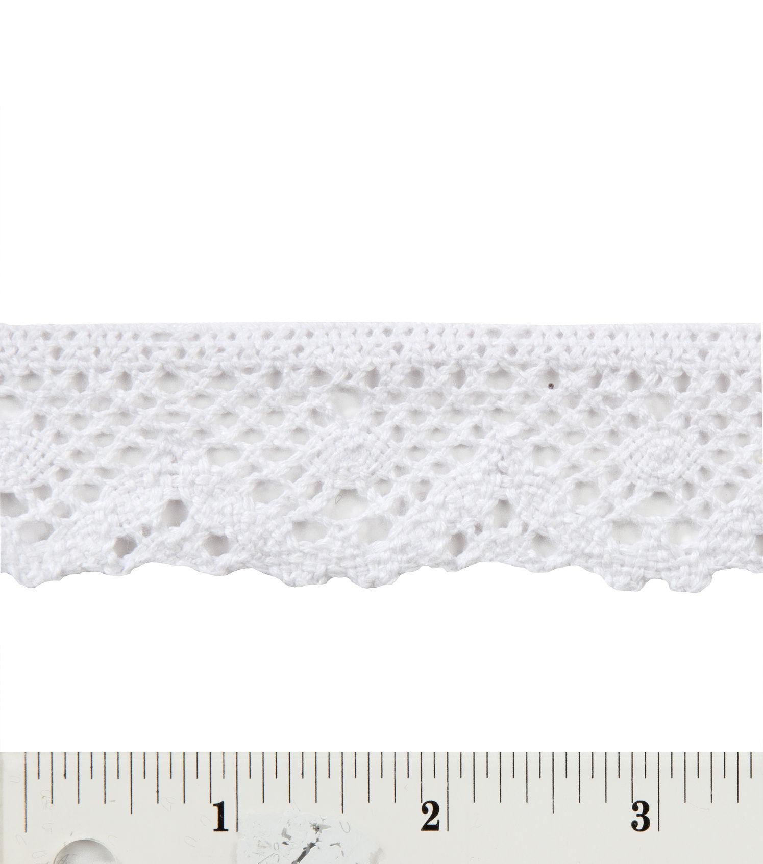 1-7/16 Spider Cluny Lace