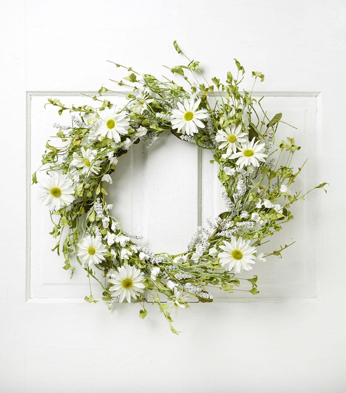 Create and craft coupons - Wild Blooms 22 Daisy Wreath