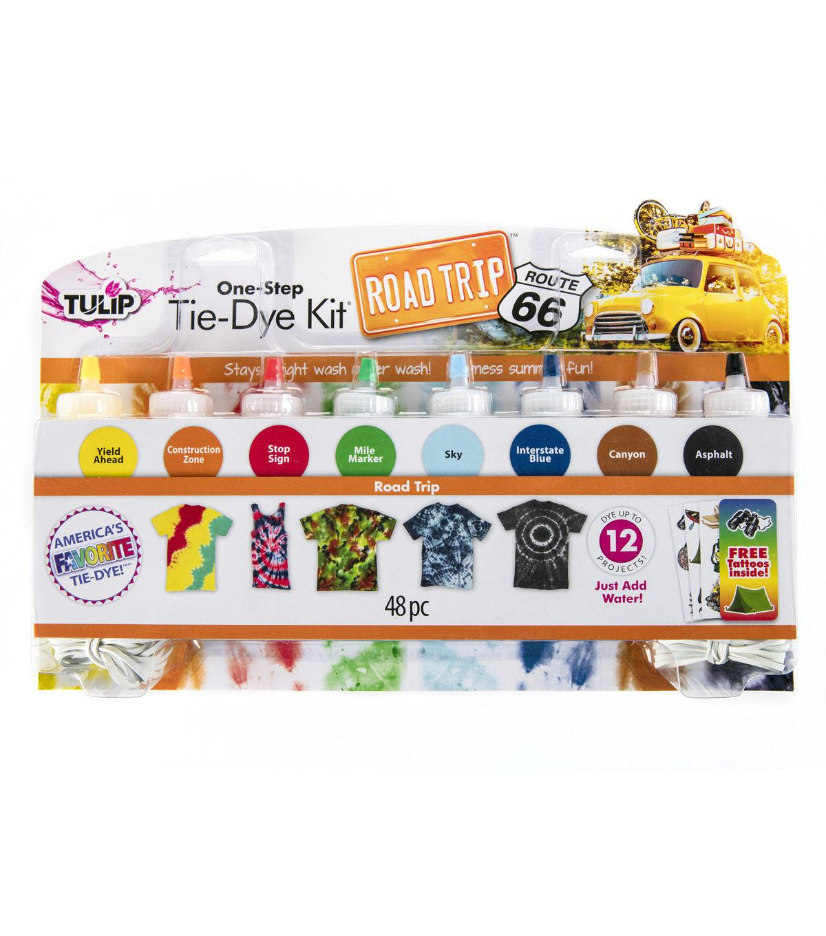 Create and craft coupons - Tulip One Step Tie Dye Kit Road Trip