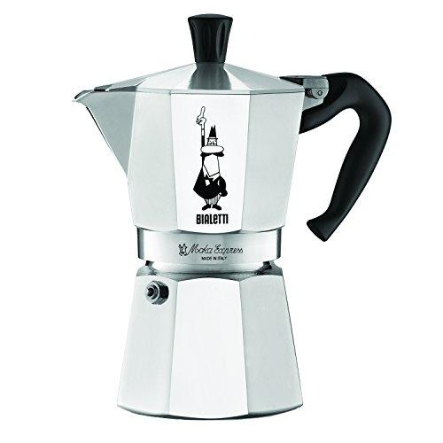 High Quality Bialetti 6-Cup Stovetop Espresso Maker
