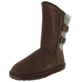 BooRoo Women's 'Kit' Suede Winter Snow Boot