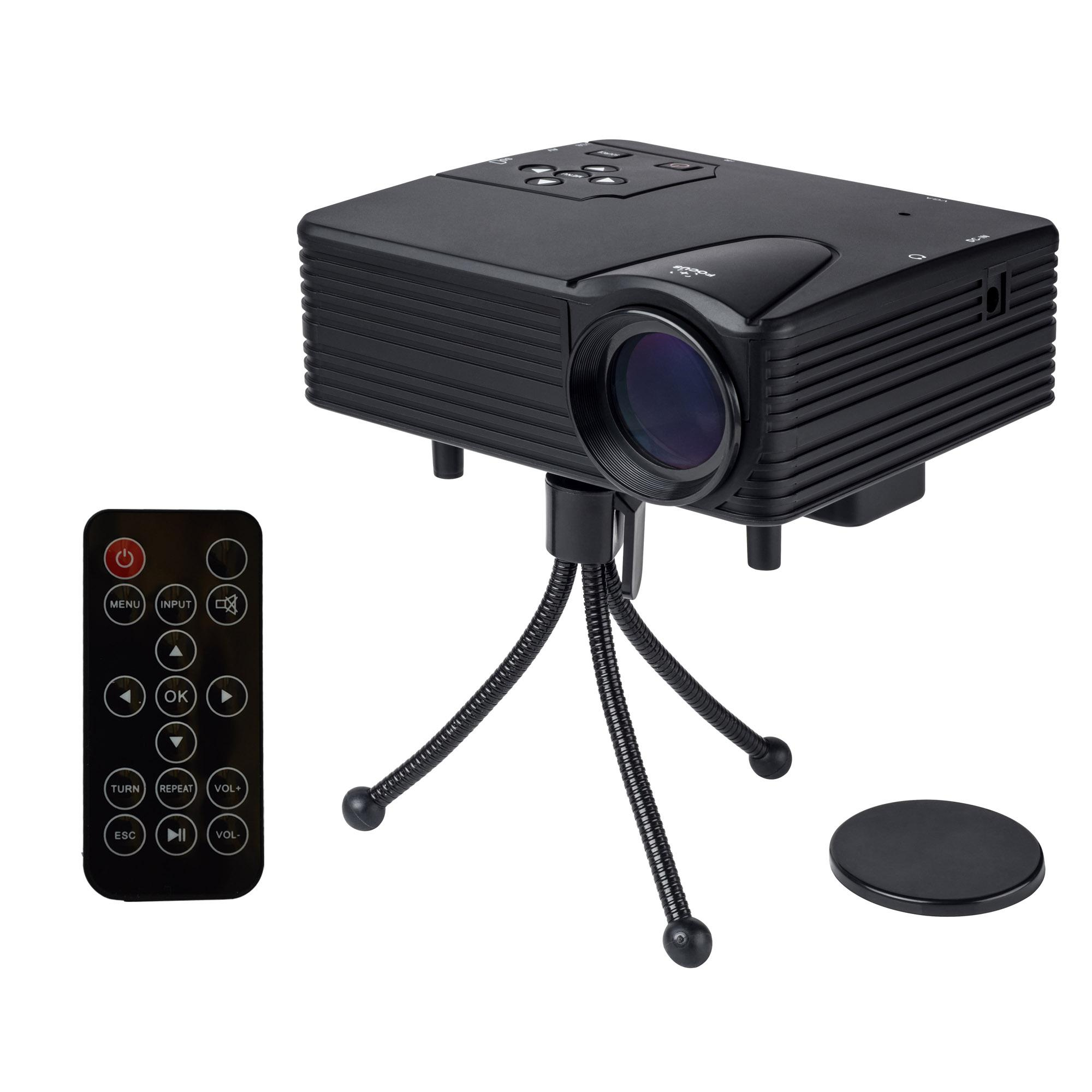 Mr. Christmas Virtual Holiday Projector With Premium Video Lcd Displayer