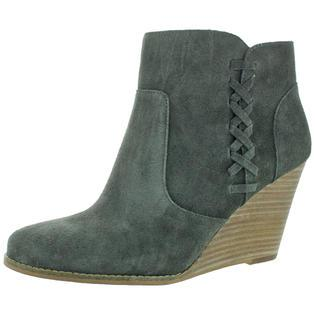 Jessica Simpson Charee Women's Wedge Ankle Booties Boots