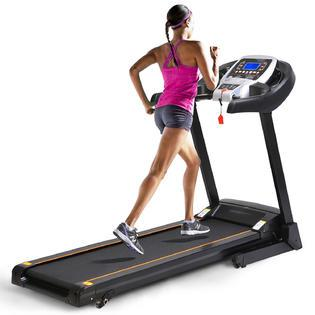 Bestselling (Big Discount) Treadmill Indoor Commercial Running Fitness Machine 2.25HP Treadmill Healthy first choice