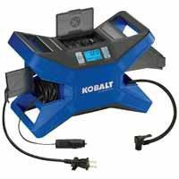 Kobalt 12-Volt /120-Volt Dual-Power Air Inflator