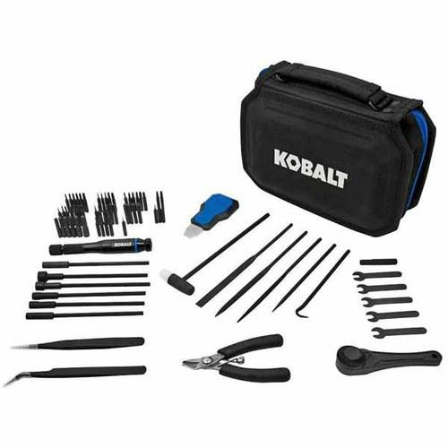 Kobalt 73-Piece Master Hobbyist Tool Set with Case