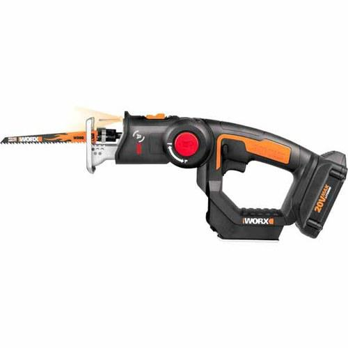 WORX 20-Volt Max Lithium Ion Cordless Reciprocating & Jig Saw