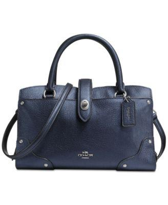 COACH Mercer Satchel 24