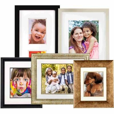 ALL Portrait, Gallery & Float Wall Frames
