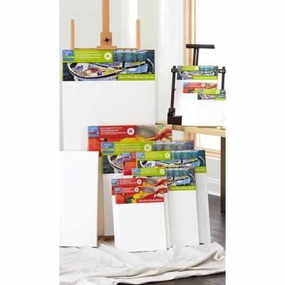 Level 2 & 3 Gallery Wrapped Canvas and Artist Easel