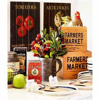 ALL Fall Marketplace Décor