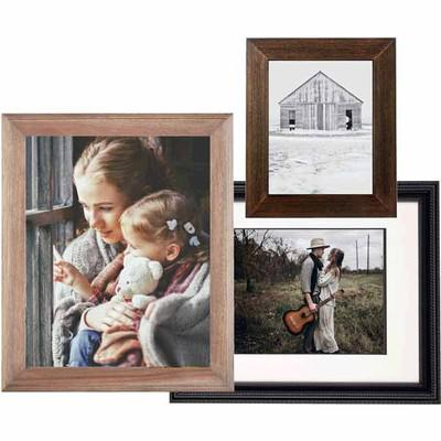 Home, Platinum and Portrait Wall Frames