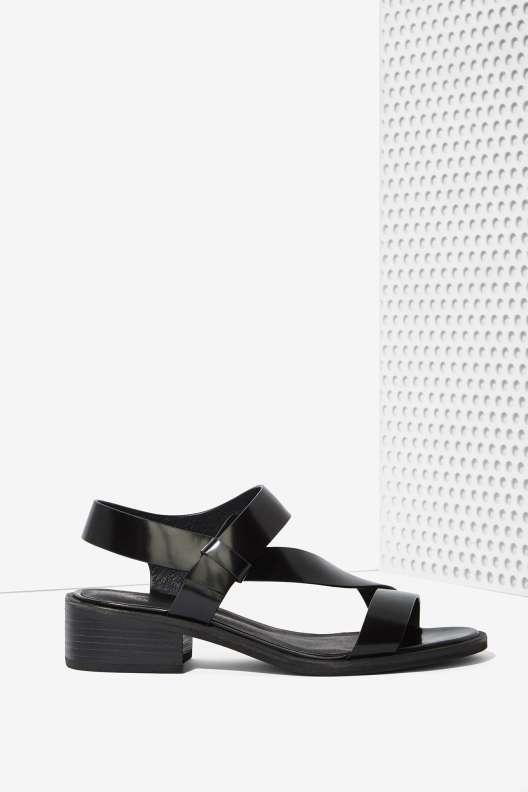 Intentionally Blank Emmit Leather Sandal