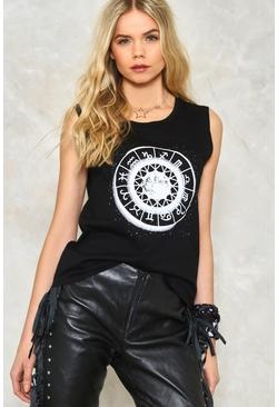 What's Your Sign Graphic Tank