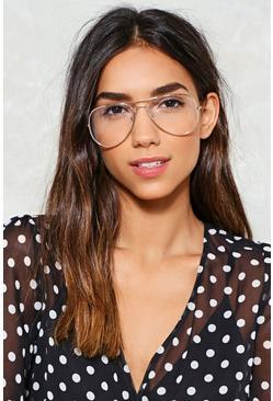 The Coast is Clear Aviator Glasses