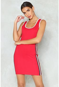On Your Side Bodycon Dress