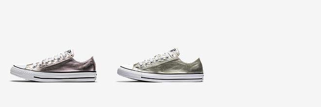 Converse Chuck Taylor All Star Metallic Canvas Low Top