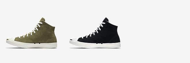 Converse Jack Purcell Jack Suede High Top