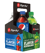 Four 20 oz Pepsi® Beverages