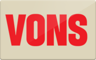 Vons Gift Cards