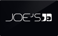 JOE'S Jeans Gift Cards