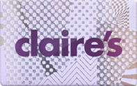 Claire's Gift Cards