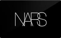 NARS Cosmetics Gift Cards