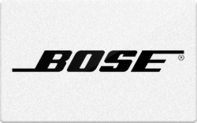 Bose Gift Cards