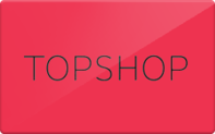 Topshop Gift Cards
