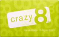 Crazy 8 Gift Cards