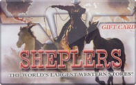 Sheplers Gift Cards