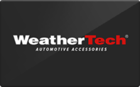 WeatherTech Gift Cards