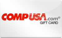 CompUSA Gift Cards
