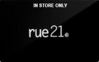 rue21 (In Store Only) Gift Cards