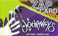Journeys Gift Cards