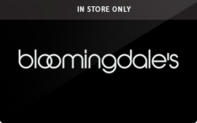 Bloomingdale's (In Store Only) Gift Cards