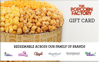 The Popcorn Factory Gift Cards