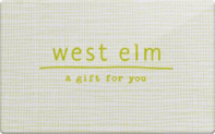 West Elm Gift Cards