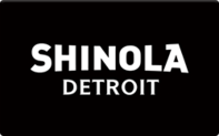 Shinola Gift Cards