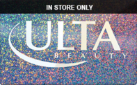 Ulta (In Store Only) Gift Cards