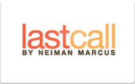 Last Call Gift Cards