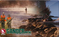 Gander Mountain Gift Cards