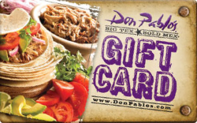 Don Pablo's Gift Cards