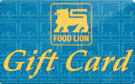 Food Lion Gift Cards