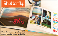 Shutterfly Gift Cards