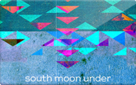 South Moon Under Gift Cards