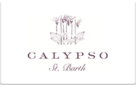 Calypso St. Barth Gift Cards