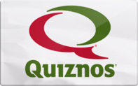 Quiznos Gift Cards