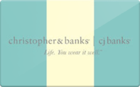 Christopher and Banks Gift Cards